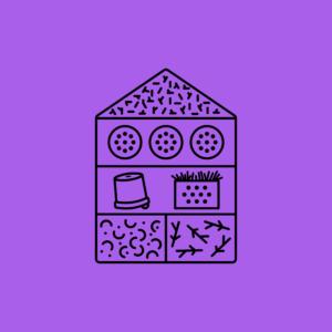 construire un hôtel à insectes (collab CCPM + yay)